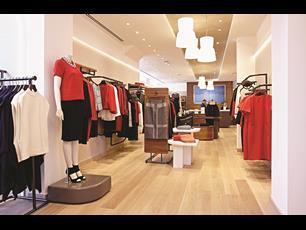 Jaeger\'s sales rose over Christmas